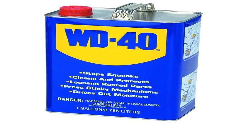 WD40 take off ink stain from your carpet